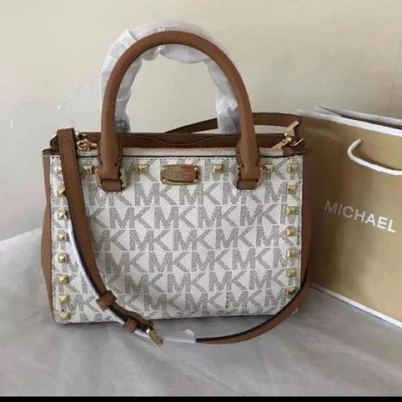 90c3bdeff806fe Michael Kors Bags | Kellen Xs Satchel Bag | Poshmark